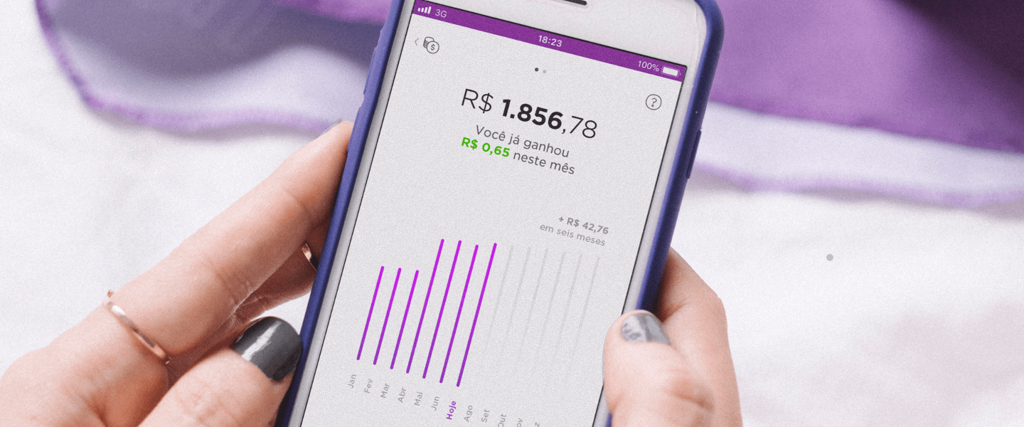 NuConta, a conta digital do Nubank
